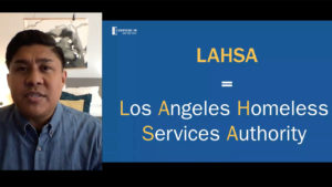Los Angeles Homeless Services Authority (LAHSA) Featured Image